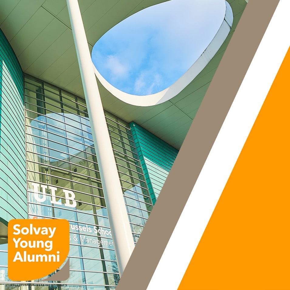 Solvay Young Alumni.