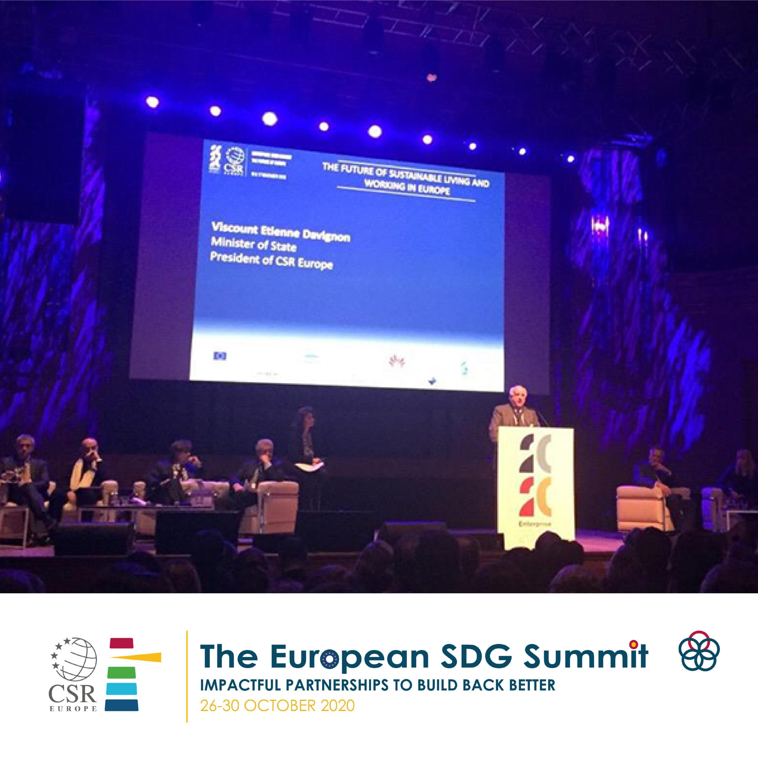 CSR Europe.